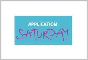 Application Saturday